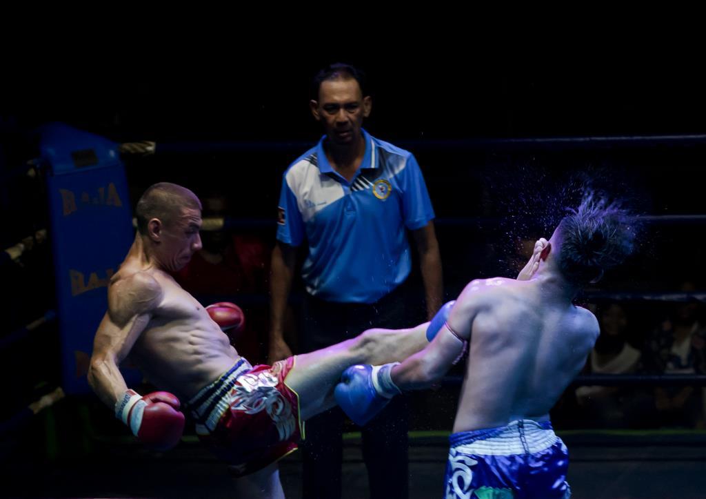 Thai Boxing Thailand