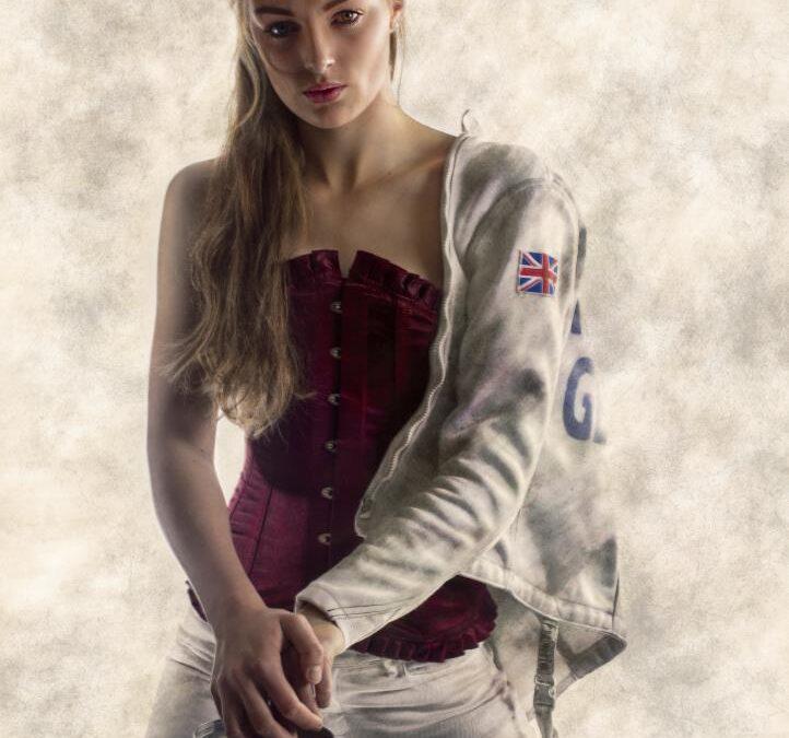 Working with Zoe Davison, Great Britain Modern Pentathlon