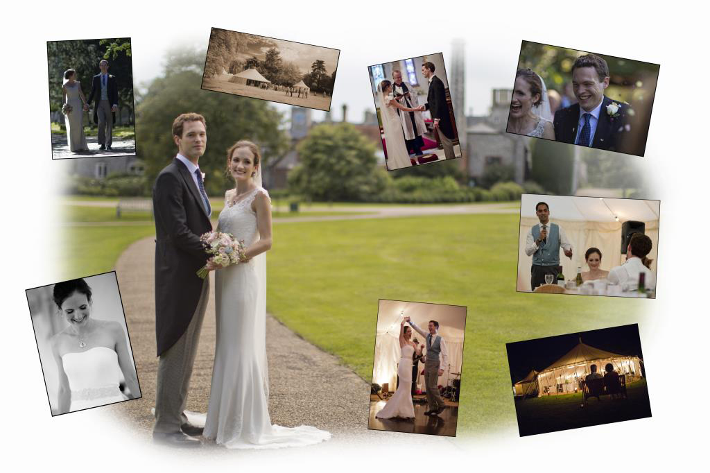 Wedding Photography packages include editing